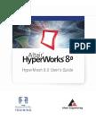 HyperMesh 8.0 User's Guide