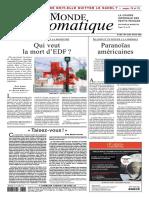 Le Monde Diplomatique - 02.2021