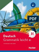Grammatik leicht B1