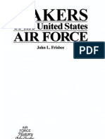 Makers of the United States Air Force