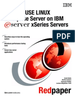 tuning linux on ibm server