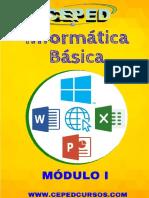 Apostila de Informática - Módulo I