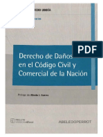Derecho de Daños en el Código Civil y Comercial de la Nación - Fernando Alfredo Ubiria