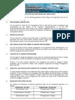 UIA checklist