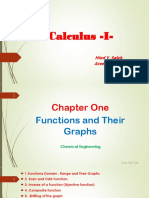 Chapter 1 Functions and Thier Graphs - Chemical Engineering_87bf0a427534eda13c9946a945e18510