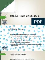 Estudo Físico Dos Gases I
