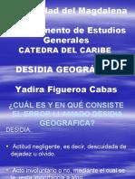 DIAPOSITIVAS DESIDiA-GEOGRÁFICA