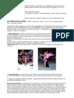 Terminologia Danza Contemporanea