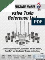 Catalogo Mecanismo y Tren Valvulas Año 2021