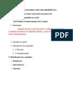 Projeto Elétrico - Deyvid
