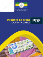 1_MESURES DE RESILIENCE  GABON COVID