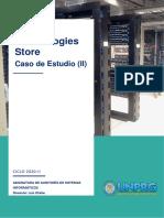 Caso de estudio - CIX Technologies Store - PA2 2020-II