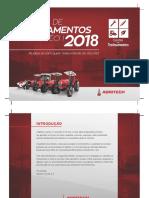 Manual de Treinamentos 2018