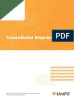 Consultoria Empresarial Unidade III