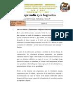 Evaluacion diagnostica CPD