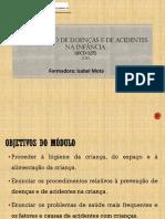 UFCD3273prevenção de doenças e de acidentes na infancia