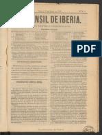 El  Pensil de Iberia 4º Época, nº 3