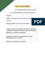 Taller Vectores Pedro Rueda