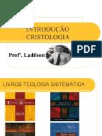 A.CRISTOLOGIA HUMANIDADE.1.