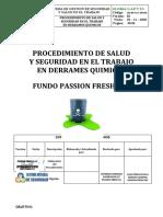 AF 4.1.2. PROCEDIMIENTO EMERGENCIA  DERRAMES QUIMICOS