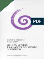 Enrico Bellone - Capire la scienza. Galileo, Keplero e la nascita del metodo scientifico. Vol. 4-Gruppo Editoriale L'Espresso (2012)