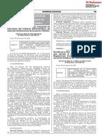 Designan Vocales de la Sala Colegiada de Sanciones del Tribunal Administrativo de Solución de Reclamos de Usuarios (TRASU) RESOLUCIÓN DE PRESIDENCIA N° 00019-2021-PD/OSIPTEL