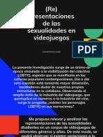 (Re) presentaciones de las sexualidades en videojuegos