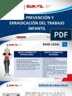 LA PREVENCIÓN Y ERRADICACIÓN DEL TRABAJO INFANTIL-28Nov19