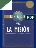 Creados Para La Misión - Bob Broadbooks y Gustavo Crocker