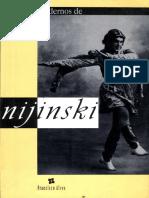 Vaslav Nijinski - Cadernos