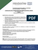RUTA DE APRENDIZAJE EVAL. DISTANCIA COMUNICACIÓN ORAL Y ESCRITA 2021-1 (1)