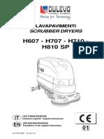 H 607-707-710-810 Опер
