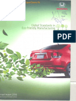 HCAR - 2010 Honda Atlas Cars Pakistan Limited- OpenDoors.Pk