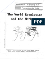 The World Revolution and the Markets 2-17-2011
