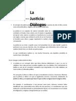 Diálogos de La Justicia