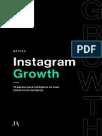 eBook - Instagram Growth