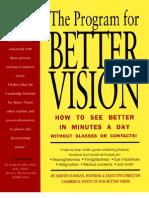 The-Program-For-Better-Vision