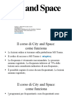Slide City & Space