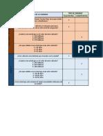 clasificacion de informacion