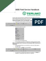 Manual de Servicio Sistema de Perfusion 9000