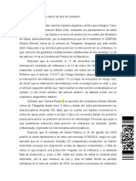 Sentencia anticonceptivos defectuosos - Corte Suprema Chile