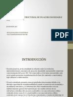 Analisis Microestructural de Un Acero Inoxidable 302