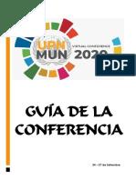 Guia de La Conferencia (1)