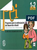 PEI 2 Programa Para La Estimulación Del Desarrollo Infantil 1 2-1