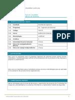 706176 Inicial Auditoría de Sistemas