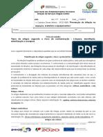 Correção Da Ficha Dos Artigos Criticos .