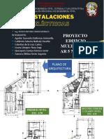 Proyecto Final de Instalaciones Electricas