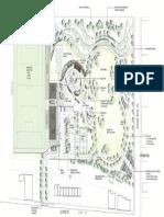 Stadium Precinct Park preliminary design concept