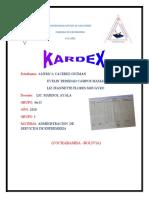 El KARDEX DE ENFERMERIA (1)  word