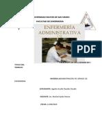 ejercicios de cálculo administración enfermería